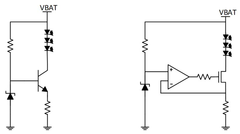 hit the brakes on discrete led circuit designs - power management - technical articles