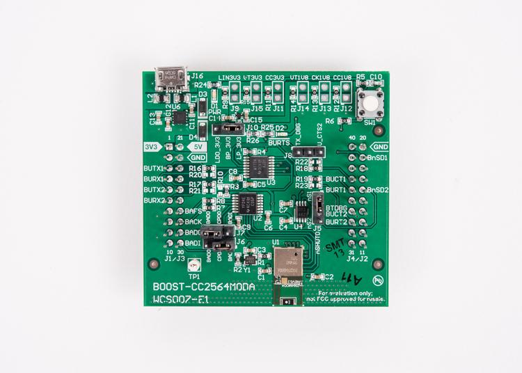 868/MHz came cmc001top-864ee transmisor 4/Botones