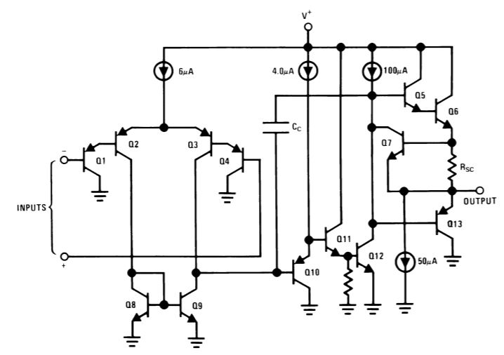 LM358-N Low Power Dual Operational Amplifier | TI com