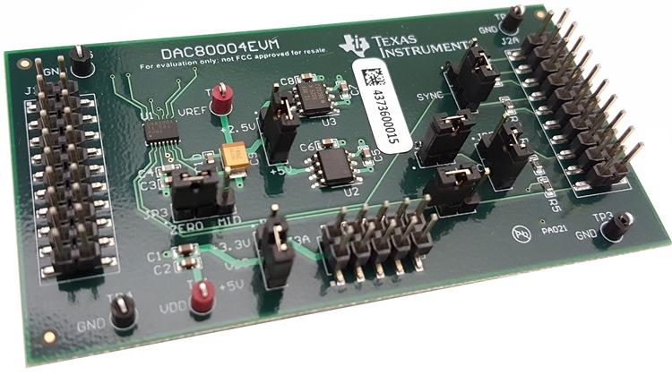 DAC80004EVM