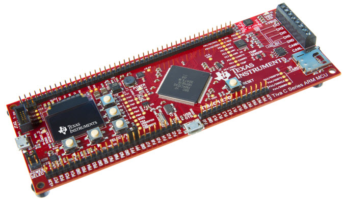 DK-TM4C123G-Tiva™ C Series TM4C123G USB+CAN Development Kit - TI store image