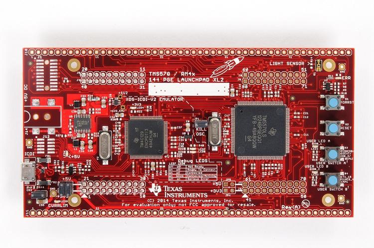 Launchxl2 Tms57012 Evaluation Modules Amp Boards Ti Store