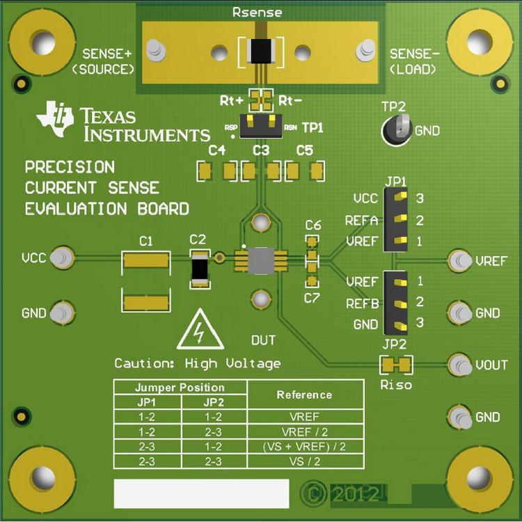 LMP8481MMEVM-T   : LMP8481MMEVM-T-Evaluate LMP8481MM-T (Bi-Directional, Gain of 20) - TI store image