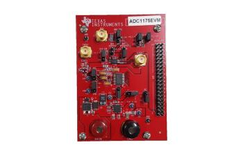 ADC1175EVM ADC1175 8-Bit 20MSPS Analog-to-Digital Converter (ADC