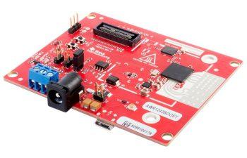AWR1243BOOST AWR1243 76-GHz to 81-GHz high-performance automotive