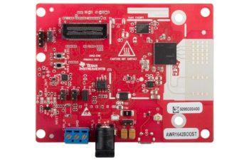 AWR1642BOOST AWR1642 single-chip 76-GHz to 81-GHz automotive