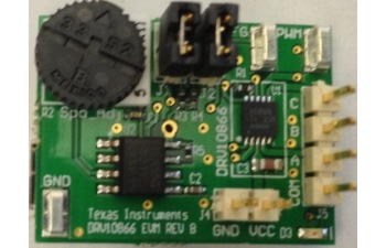 Drv10866evm drv10866 evaluation module for 5v 3 phase sensorless evaluation board for 5v 3 phase sensorless brushless dc motor driver sciox Gallery