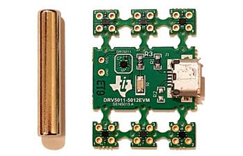DRV5011-5012EVM DRV5011 and DRV5012 Ultra-Low Power, Digital