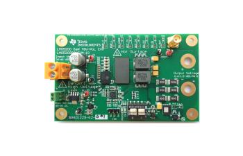 LMG5200 GaN 48V to 1V Point of Load Evaluation Module