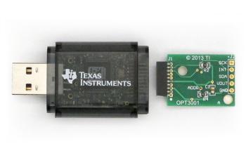 OPT3001EVM - Evaluation Board for Ambient Light Sensor
