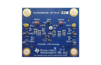 PCA9306EVM PCA9306 I2C translator evaluation module | TI com