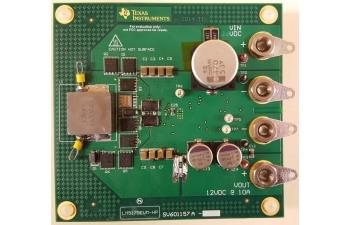 PMP20660 132W 4-Switch Synchronous Buck-Boost CC-CV