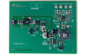 PMP9458 CISPR 25 Class 5 Rated 14W Multi-Output Power Supply for ...