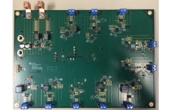 PMP9475 Xilinx Virtex UltraScale FPGA Power Solution with