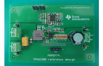 pmp9774 envelope tracking power supply reference design for audioenvelope tracking power supply reference design for audio power amplifiers with tps61088