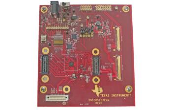 SN65DSI83EVM SN65DSI83 MIPI® DSI to LVDS bridge evaluation module