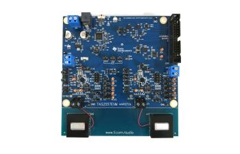 TAS2557EVM TAS2557 5 7-W Class-D Audio Amplifier Evaluation