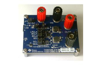 TAS5720MEVM TAS5720M Digital Input Mono Class-D Audio