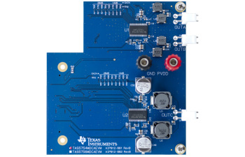 TAS5756MDCAEVM TAS5756M 30-W Digital I2S Input, Closed-Loop
