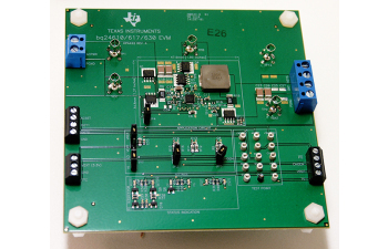 High Voltage Multi Cell Synchronous Switch Mode Charger
