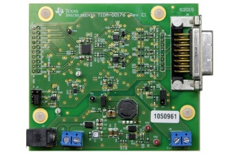 Interface to Sin/Cos Encoders with High-Resolution Position Interpolation Reference Design