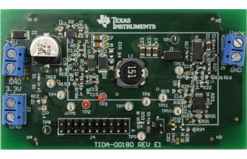 Tps54040a 3 5v To 42v Input 0 5a Step Down Converter With