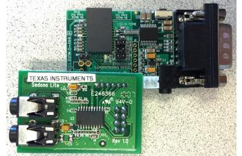 TIDA-00186 Complete Bluetooth wireless audio communication