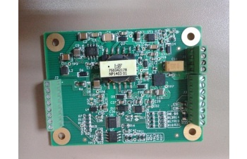 TIDA-00300 Isolated power architecture reference design for