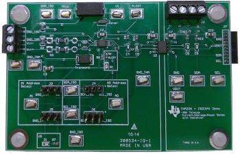 -48V Telecom Current/Voltage/Power Sense with Isolation Telecom Current/Voltage/Power Sense with Isolation Reference Design
