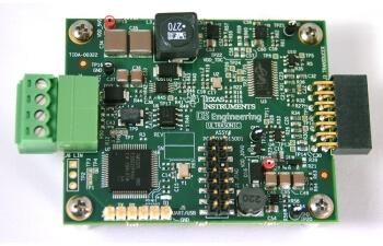 TIDA-00322 Automotive Ultrasonic Fluid Level/Quality