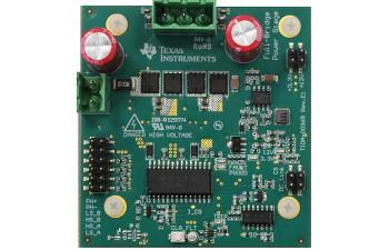 TIDA-00365 75V/10A Protected Full-Bridge Power Stage