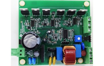 Ucc27714 high speed 4 a 600 v high side low side gate for Electric motor design software