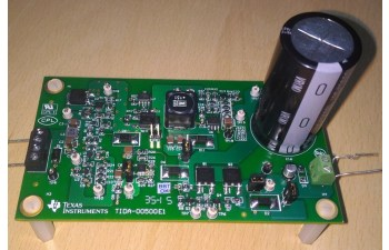 tida 00500 capacitor based backup power supply for plc modules