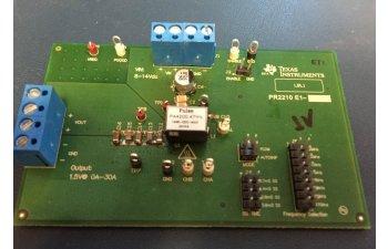 High power density Synchronous DC/DC Step-down buck converter