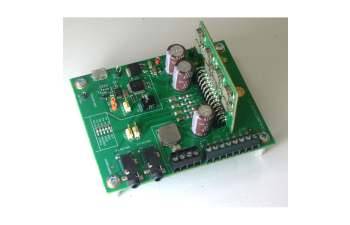 TIDA-00573 Automotive 4-Channel Class D Amplifier Reference Design