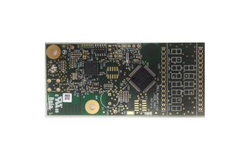 Matched precision temperature sensing reference design for heat cost allocators