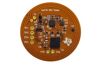 Tida 00721 Passive Nfc Temperature Patch Reference Design Ti Com