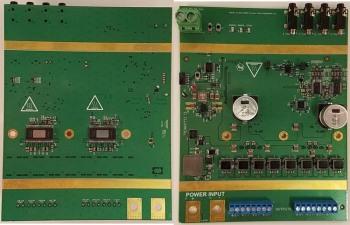 TIDA-00733 Automotive 8 Channel Class D Amplifier with 2 1