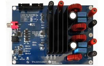 TIDA-00874 High Fidelity 175W Class-D Audio Amplifier with Digital