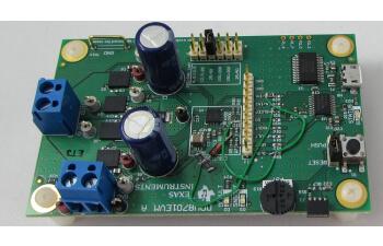 TIDA-00875 Single Phase Brushless DC (BLDC) with Brushed