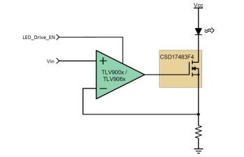 TIDA-010014 Low Voltage IR LED Driver Reference Design for ...