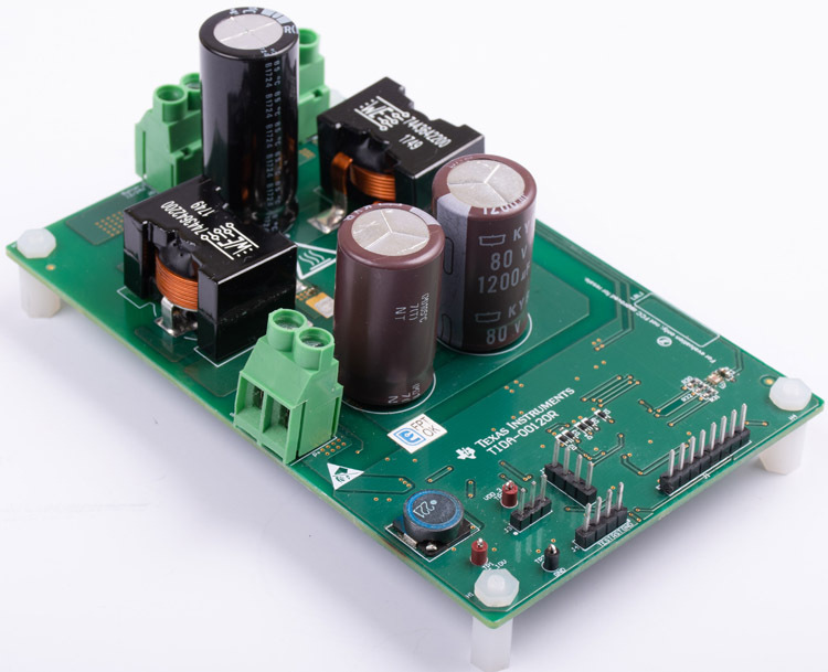 TIDA-010042 MPPT charge controller reference design for 12