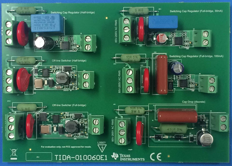 Ucc28880 High Voltage Switcher For Non Dc Conversion
