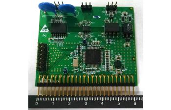 TIDA-01281 Communication Module Reference Design for