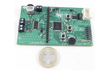 Msp430f2617 16 bit ultra low power mcu 92kb flash 8kb for Ti stepper motor driver