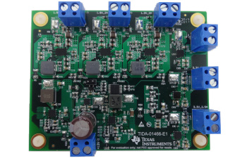 TIDA-01466 Low-Voltage, Low-Noise Power-Supply Reference Design for