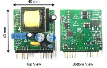TIDA-01503 20W, 100-425VDC, 85% Efficient, Multi-Output, Auxiliary ...