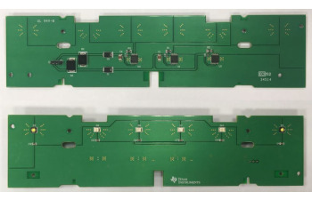 TIDA 01521 Automotive Linear LED Driver Reference Design For Center High Mounted  Stop Lamp