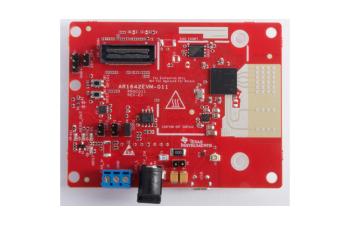 TIDEP-0092 Short-range radar (SRR) reference design | TI com
