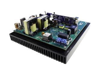 TIDM-BIDIR-400-12 Bidirectional 400V-12V DC/DC Converter Reference ...